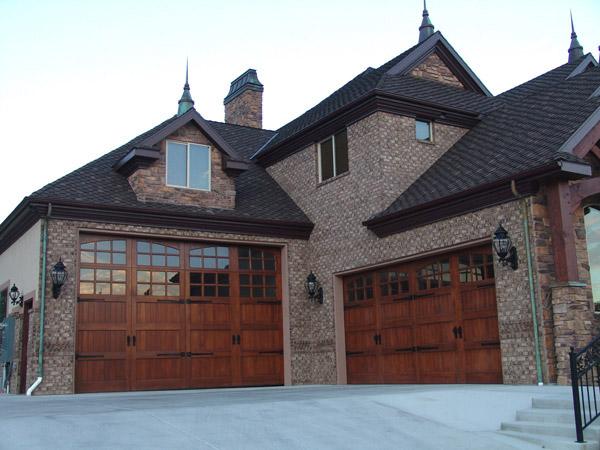 Garage doors for 14 foot tall garage door